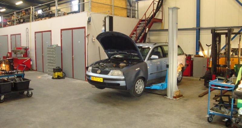 Garage Boer Diever : Motoren revisiebedrijf de boer vof sneek motoren